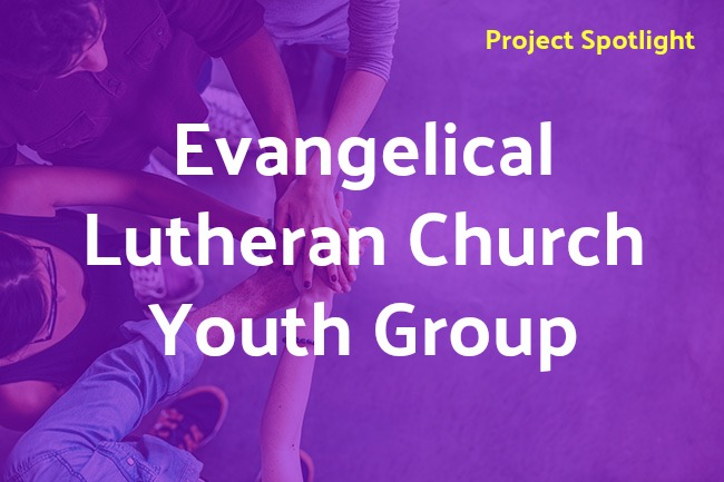 Evangelical Lutheran Church Youth Group Jacoby Expo