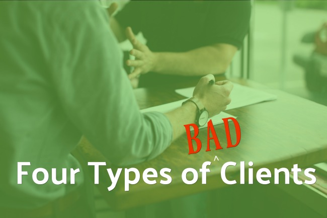 Four Types Bad Clients Jacoby Expo