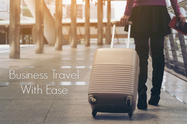 Business Travel With Ease Jacoby Expo