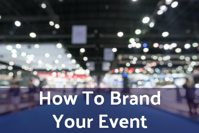 How To Brand Your Event Jacoby Expo