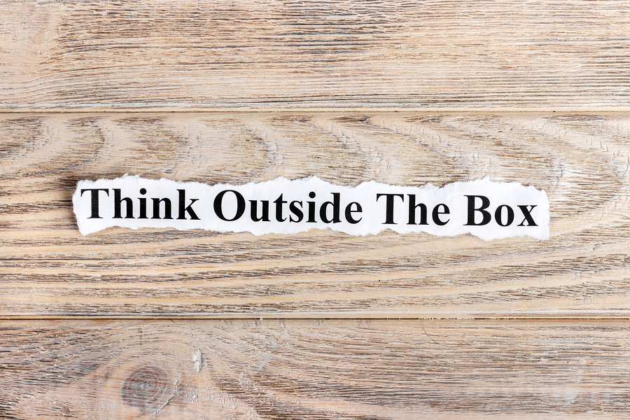 """Thinking Outside The Box For A """"Refreshing"""" Change"""